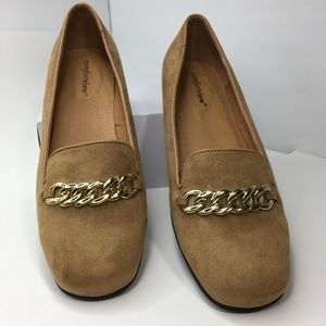 Comfortview Thayer Suede Loafer